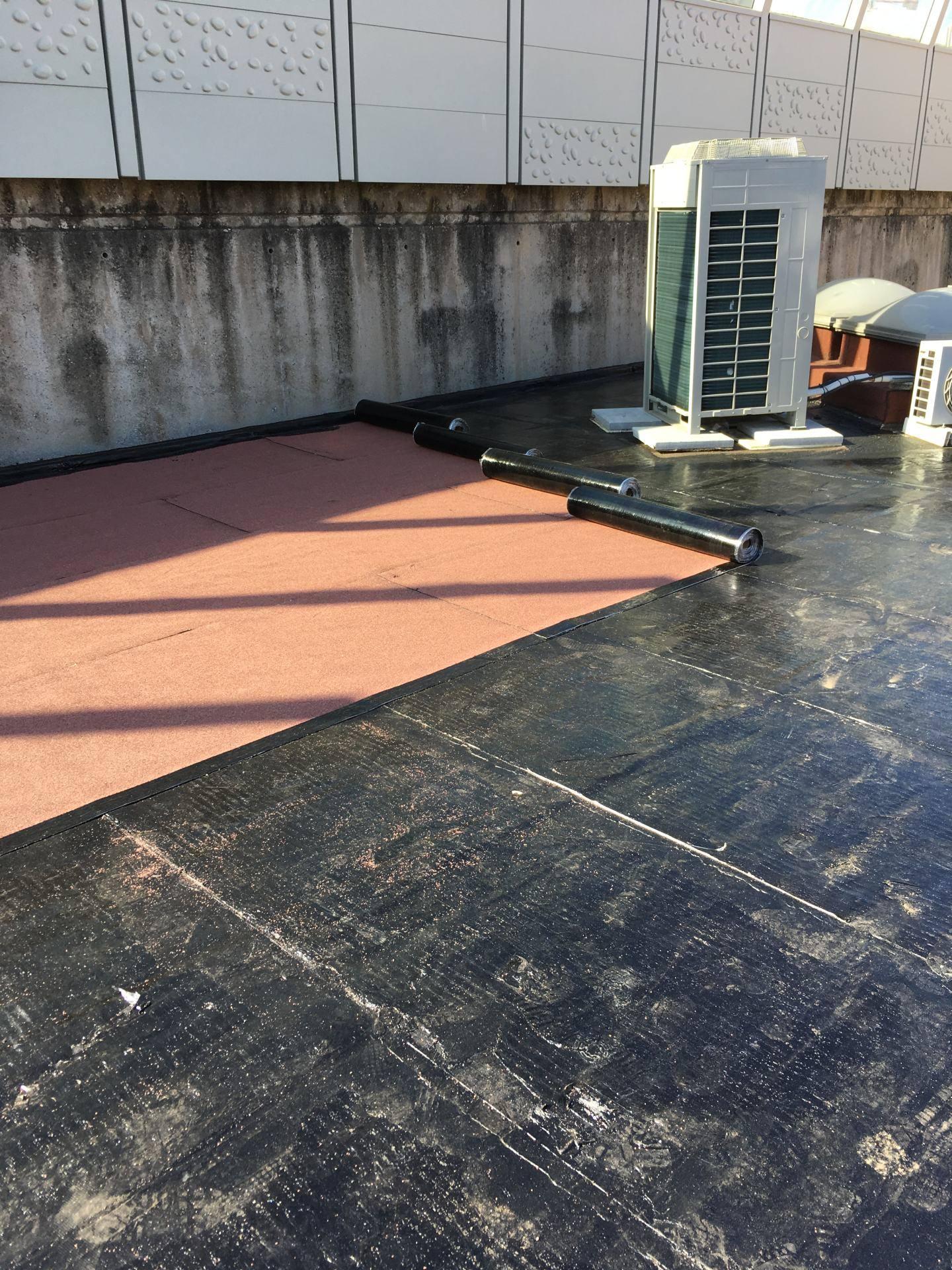 etancheité de toit et terrasse